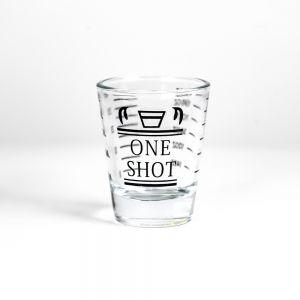 Best Barista Single Spout Shot Glass