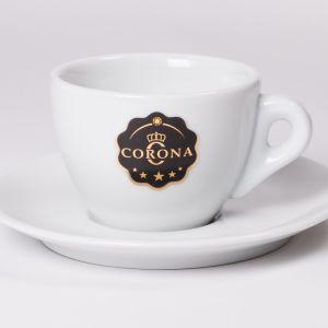 Corona Cappuccino Ceramic Cups