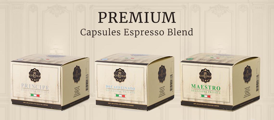 Corona Coffee Capsules